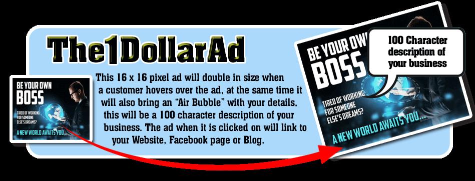 1Dollar Ad Details