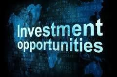 Top Investment Opportunities. Why not invest in the future