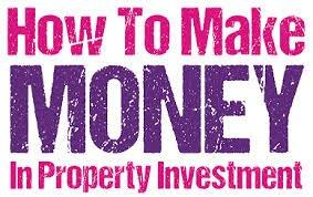 A Market that will NEVER lose money, Property is the stable block of investment